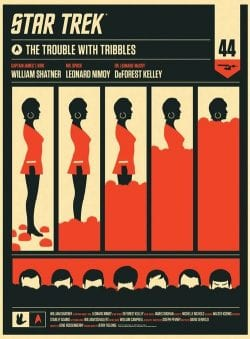 Graphic Design | Saul Bass – I knew you were tribble when