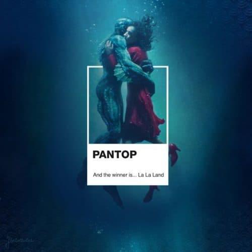 Pantop The Shape of Water