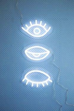 Neon | neon eyes