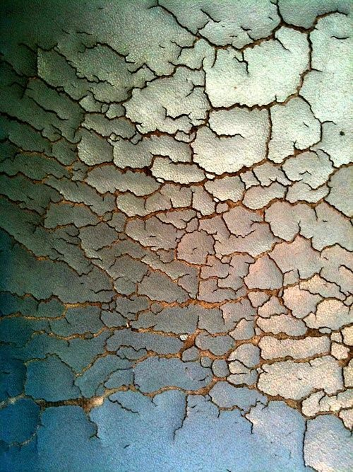 Textures | bethy was inspired by peeling paint on london s decaying bu