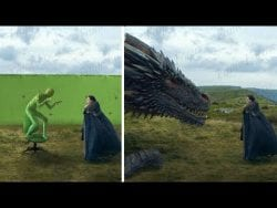 Amazing Before & After Hollywood VFX: Game of Thrones Season 7