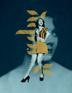 Graphic Design | 10 Beauty Icons of Hollywood by Ozan Karakoc – Inspiration Grid | Design  ...