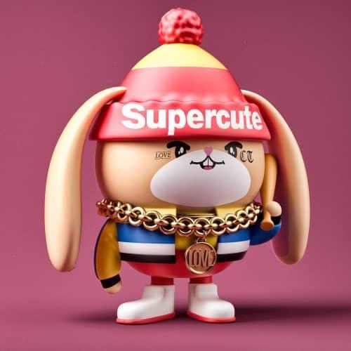 ChocoToy Supercute Bunny
