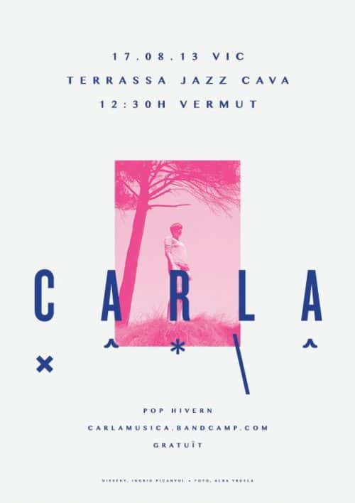 Graphic Design | Poster | CARLA