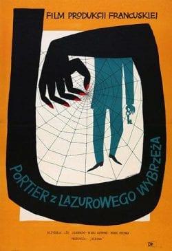 Graphic Design   Saul Bass – Ilustración en el cartel pola