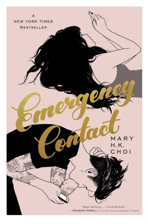 Graphic Design | Poster | Emergency Contact by Mary H.K. Choi