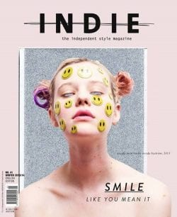 Graphic Design | Magazine | INDIE – The Independent Style