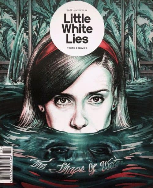 Graphic Design   Magazine   Little White Lies