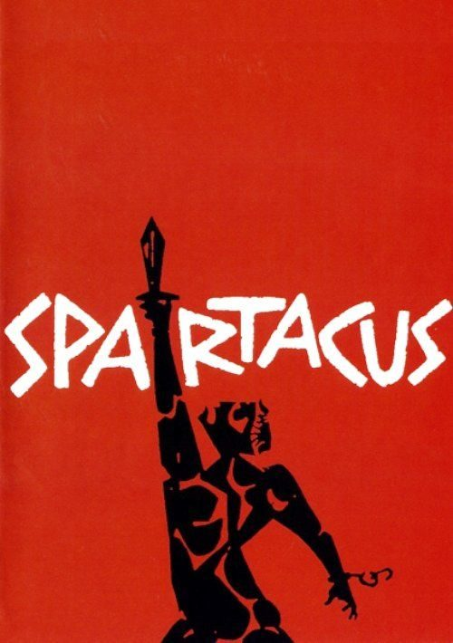Graphic Design | Saul Bass – Spartacus Key Art