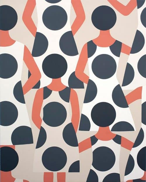 Patterns | Geoff McFetridge from itsnicethatco
