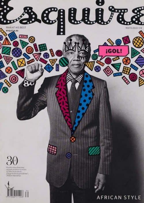 Graphic Design | Magazine | Esquire