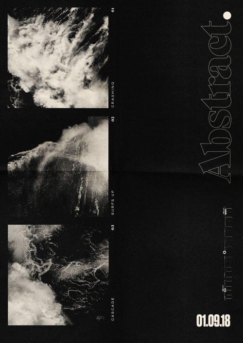 Graphic Design   Abstract. – Luke Brickett – Poster & Print