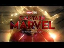 VFX | Captain Marvel Energy Effects