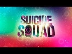 Suicide Squad 3D Text Effect – Photoshop CC