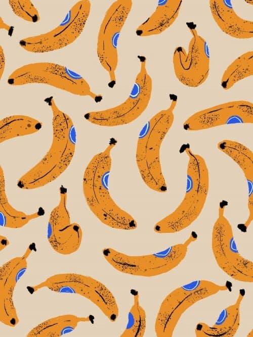 Patterns | Banana pattern from elloc