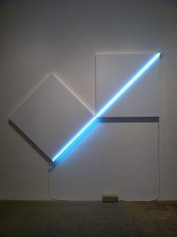 Neon | Neon Installation – François Morellet