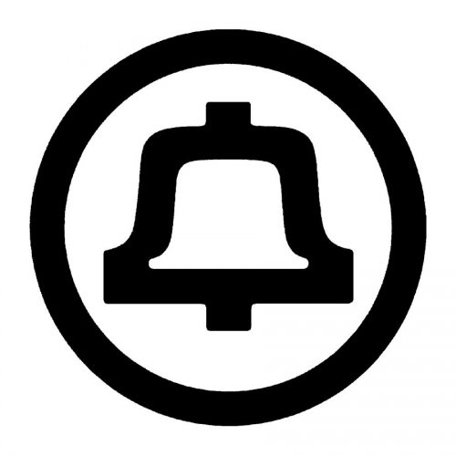Graphic Design   Saul Bass – Bell Atlantic. vintage logo thicklines