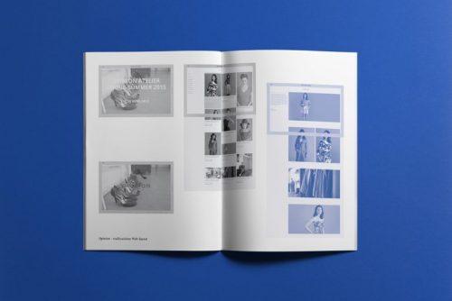 Graphic Design | Magazine | CV Portfolio – 2015