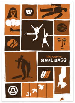 Graphic Design   Saul Bass – Cover Art