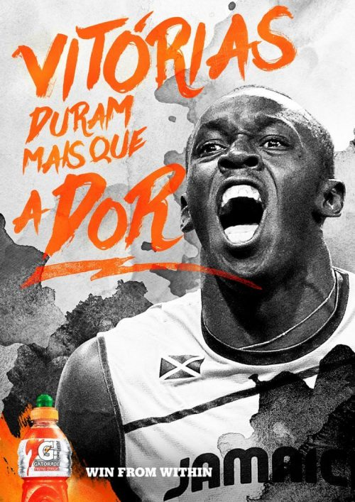 Graphic Design | Poster | Gatorade – Diogo Mono