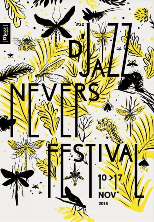 Graphic Design | Poster | Jazz Festival Nevers Festival