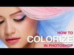 PHLEARN – How to Colorize in Photoshop