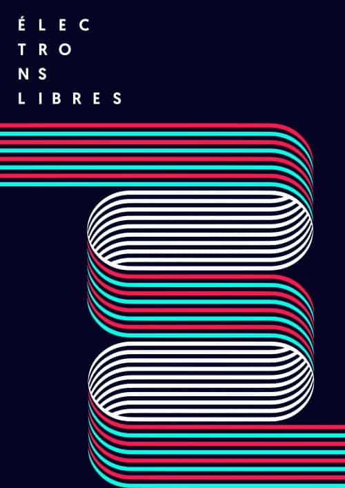 Électrons Libres | Poster / Image on Behance
