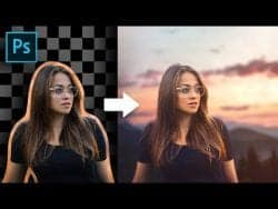 Match Color with 3 Major Clicks in Photoshop! – YouTube