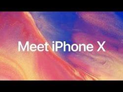 Meet iPhone X — Apple