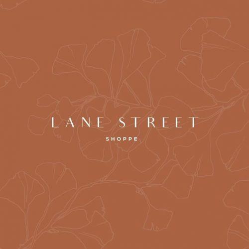 Logo | Lane Street Shoppe – Wordmark and primary logo
