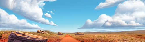Matte Painting | Pablo Olivera – Matte Painting and Concept Art, Lil' Dicky, Earth