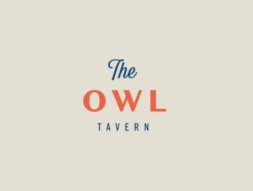 Logo | The Owl Tavern – Wordmark – Honor Creative | honorcreative.co