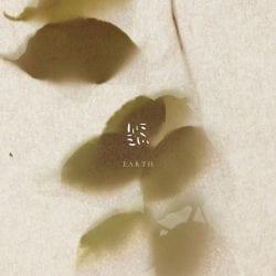 Logo | Earth – Wordmark and logomark a great minimalist logo design with ethnic elements.