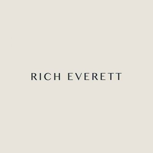Logo | Rich Everett – Wordmark