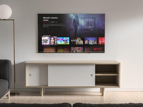 Asset | Modern TV Mockup