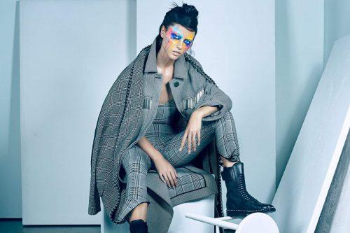 Photography – Levine Leavitt – Sophy Holland – Beauty – Vogue 01