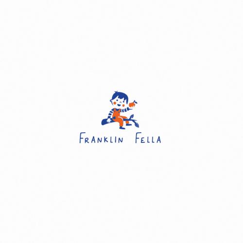 Logo | Franklin Fella – Wordmark