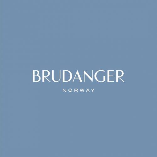 Logo   Brudanger – Wordmark, A Bespoke logotype and brand identity for Brudanger – n ...