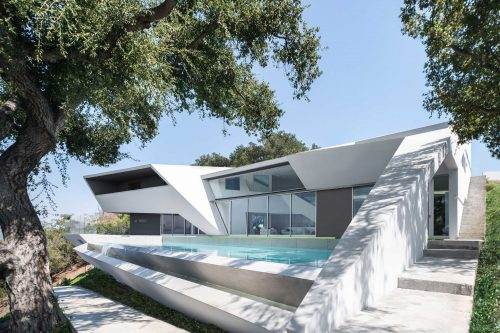 Paul Vu Photography – Mulholland – Arshia Architects + Domean LTD – Architectural Photography 002