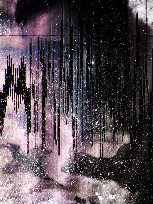 Vapor Wave | Lo-Fi Distortion Texture06