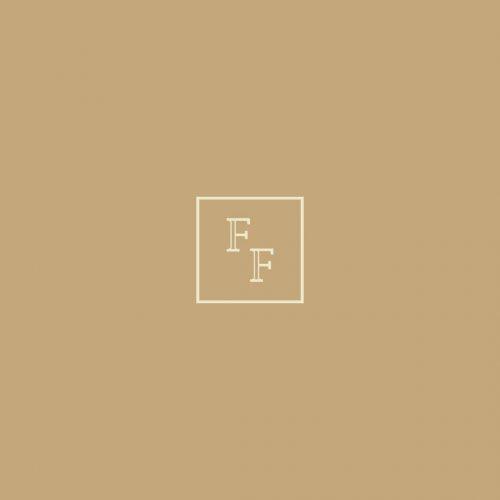 Logo   FF – Monogram design by Mari   designbymari.com