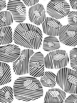 Patterns   Abstract Hand Drawn Line Pattern
