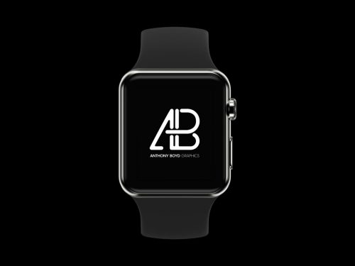 Asset | Realistic Apple Watch Series 2 Mockup Vol.3