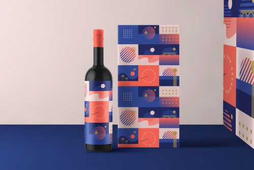 Rising Sun Branding Kit by Polar Vector and Chris B Marquez