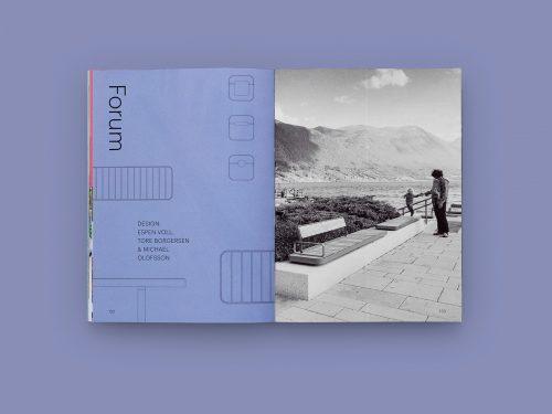 Vestre Catalogue 2019 Magazine Design