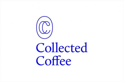 Logo | Collected Coffee Monogram and logotype for New York coffee subscription service Collected ...