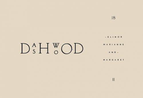 Logo | Dashwood – Wordmark – Venamour Edition – Winter 2012