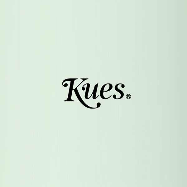 Logo | Kues – Wordmark – The Logo Volume II on Behance