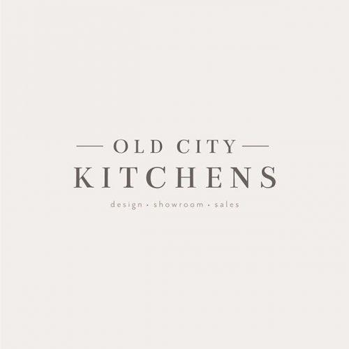 Logo | Old City Kitchens – wordmark