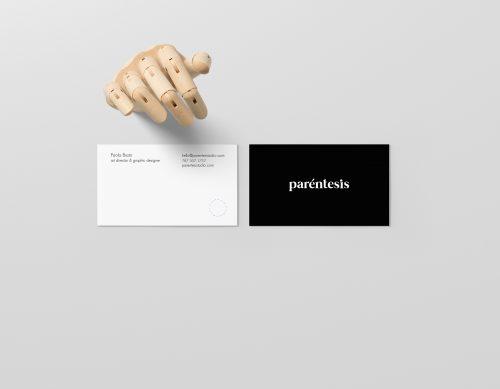 Collateral | Paréntesis Studio Branding by Paréntesis Studio